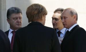 «Минская встреча» по Донбассу завершилась безрезультатно