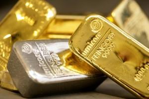 Цены на золото могут резко обвалиться