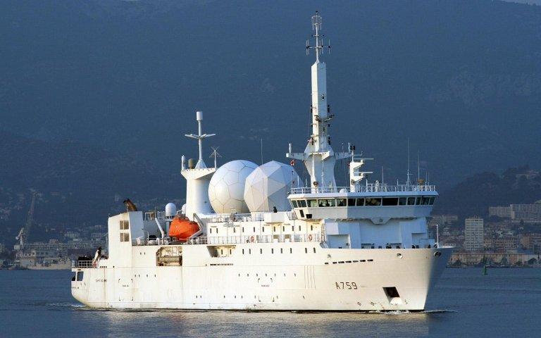 Франция увеличит число военных кораблей в Черном море